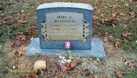 WILLIAMSON, MARY E - Union County, Louisiana   MARY E WILLIAMSON - Louisiana Gravestone Photos