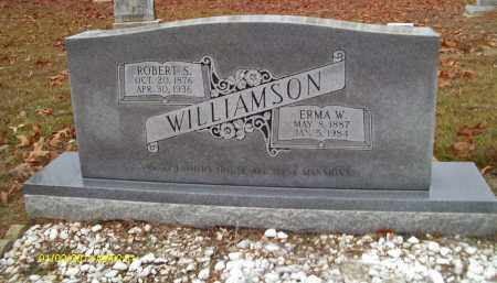 WILLIAMSON, ERMA - Union County, Louisiana | ERMA WILLIAMSON - Louisiana Gravestone Photos