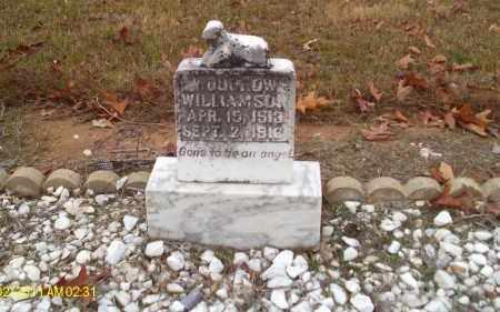 WILLIAMSON, WOODROW - Union County, Louisiana | WOODROW WILLIAMSON - Louisiana Gravestone Photos