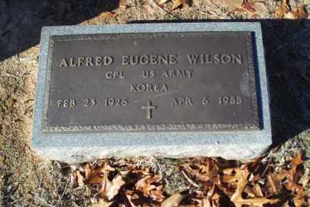 WILSON, ALFRED EUGENE (VETERAN KOR) - Union County, Louisiana | ALFRED EUGENE (VETERAN KOR) WILSON - Louisiana Gravestone Photos