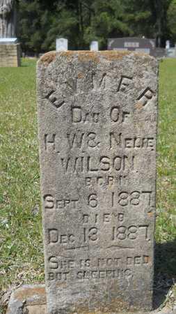 WILSON, EMMER - Union County, Louisiana | EMMER WILSON - Louisiana Gravestone Photos