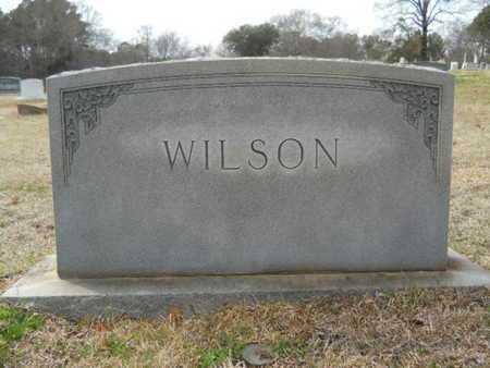 WILSON, FAMILY PLOT - Union County, Louisiana   FAMILY PLOT WILSON - Louisiana Gravestone Photos