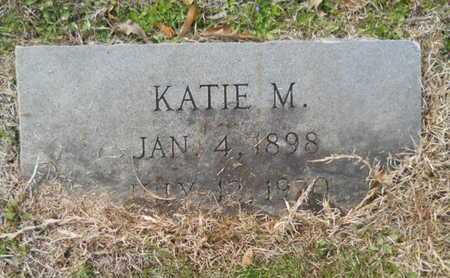 WILSON, KATIE M - Union County, Louisiana | KATIE M WILSON - Louisiana Gravestone Photos