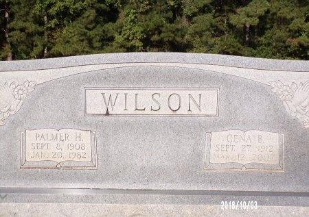 WILSON, PALMER H - Union County, Louisiana | PALMER H WILSON - Louisiana Gravestone Photos