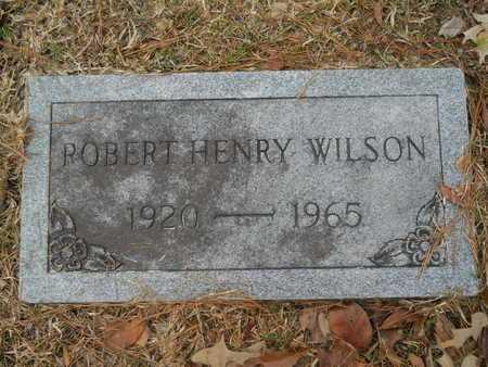 WILSON, ROBERT HENRY - Union County, Louisiana | ROBERT HENRY WILSON - Louisiana Gravestone Photos