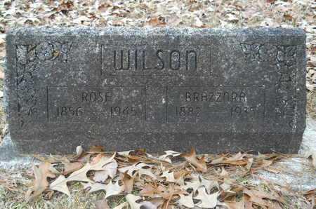 WILSON, ROSE - Union County, Louisiana | ROSE WILSON - Louisiana Gravestone Photos