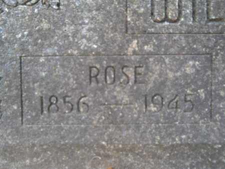 WILSON, ROSE (CLOSE UP) - Union County, Louisiana   ROSE (CLOSE UP) WILSON - Louisiana Gravestone Photos