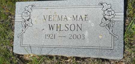 WILSON, VELMA MAE - Union County, Louisiana   VELMA MAE WILSON - Louisiana Gravestone Photos