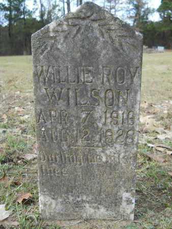WILSON, WILLIE ROY - Union County, Louisiana | WILLIE ROY WILSON - Louisiana Gravestone Photos