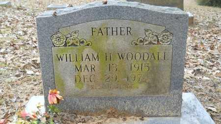 WOODALL, WILLIAM H - Union County, Louisiana | WILLIAM H WOODALL - Louisiana Gravestone Photos