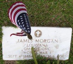MORGAN, JAMES (VETERAN WWI) - Union County, Louisiana | JAMES (VETERAN WWI) MORGAN - Louisiana Gravestone Photos