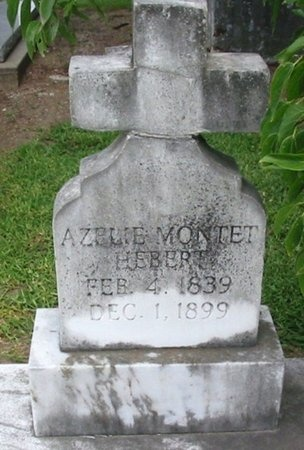 HEBERT, AZALIE - Vermilion County, Louisiana | AZALIE HEBERT - Louisiana Gravestone Photos