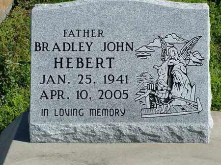 HEBERT, BRADLEY JOHN - Vermilion County, Louisiana | BRADLEY JOHN HEBERT - Louisiana Gravestone Photos