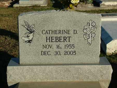 HEBERT, CATHERINE D - Vermilion County, Louisiana | CATHERINE D HEBERT - Louisiana Gravestone Photos