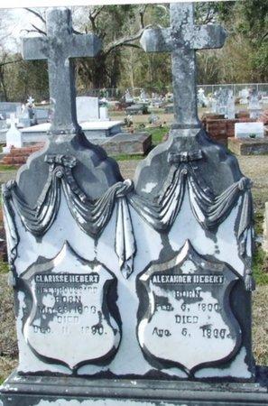 HEBERT, ALEXANDER - Vermilion County, Louisiana | ALEXANDER HEBERT - Louisiana Gravestone Photos