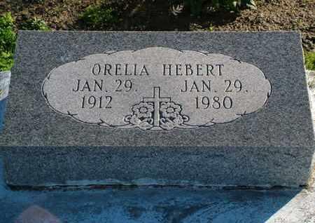 HEBERT, ORELIA - Vermilion County, Louisiana   ORELIA HEBERT - Louisiana Gravestone Photos