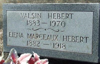 HEBERT, VALSIN - Vermilion County, Louisiana | VALSIN HEBERT - Louisiana Gravestone Photos