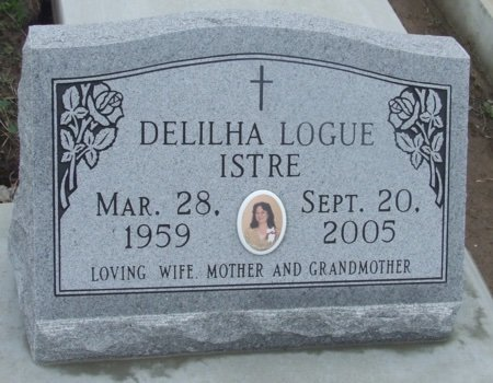 ISTRE, DELILHA - Vermilion County, Louisiana   DELILHA ISTRE - Louisiana Gravestone Photos
