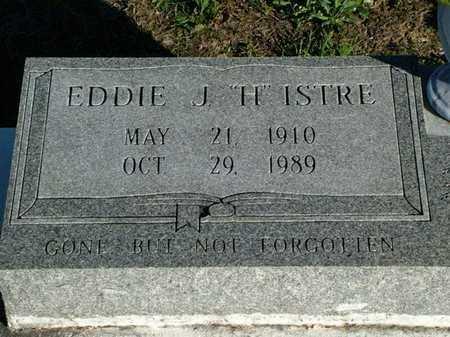 "ISTRE, EDDIE J ""H"" - Vermilion County, Louisiana | EDDIE J ""H"" ISTRE - Louisiana Gravestone Photos"