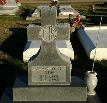 ISTRE, RAYMOND LEE - Vermilion County, Louisiana | RAYMOND LEE ISTRE - Louisiana Gravestone Photos