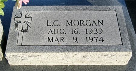 "MORGAN, LAWRENCE GRADY ""L G"" - Vermilion County, Louisiana 