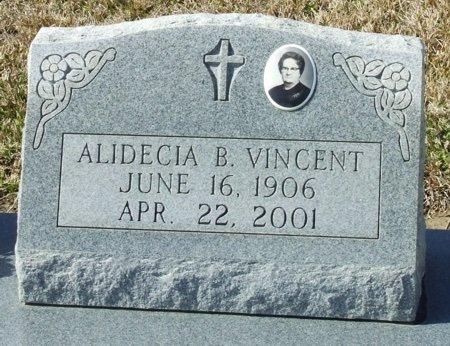 VINCENT, ALIDECIA - Vermilion County, Louisiana | ALIDECIA VINCENT - Louisiana Gravestone Photos