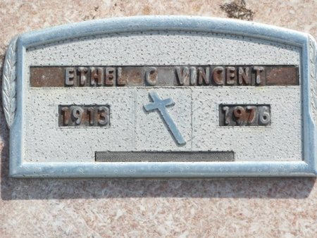 VINCENT, ETHEL - Vermilion County, Louisiana | ETHEL VINCENT - Louisiana Gravestone Photos