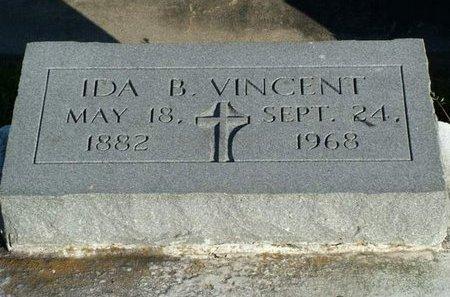 VINCENT, IDA B - Vermilion County, Louisiana | IDA B VINCENT - Louisiana Gravestone Photos