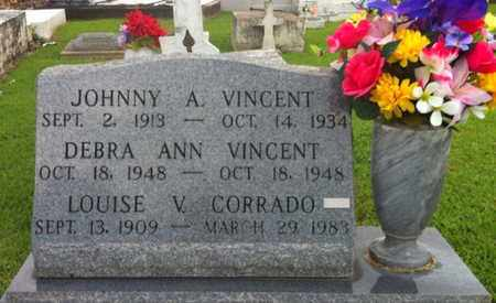 VINCENT, DEBRA ANN - Vermilion County, Louisiana | DEBRA ANN VINCENT - Louisiana Gravestone Photos