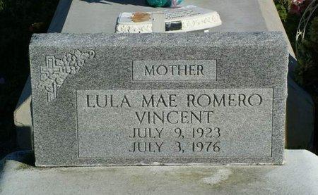 VINCENT, LULA MAE - Vermilion County, Louisiana | LULA MAE VINCENT - Louisiana Gravestone Photos