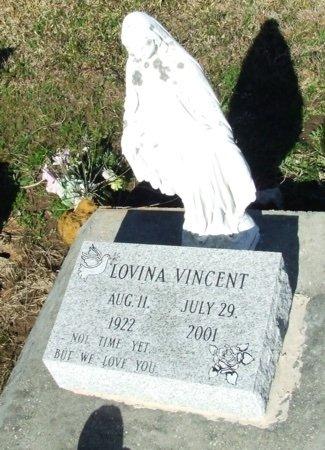 VINCENT, LOVINA - Vermilion County, Louisiana | LOVINA VINCENT - Louisiana Gravestone Photos