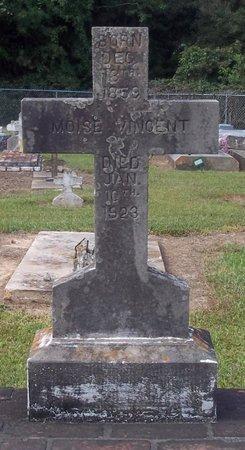 VINCENT, MOISE - Vermilion County, Louisiana | MOISE VINCENT - Louisiana Gravestone Photos