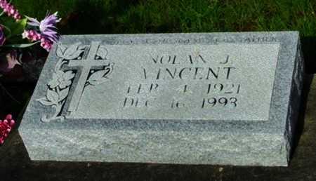 VINCENT, NOLAN J - Vermilion County, Louisiana   NOLAN J VINCENT - Louisiana Gravestone Photos