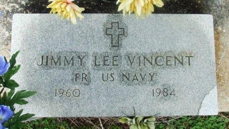VINCENT, JIMMY LEE (VETERAN) - Vermilion County, Louisiana | JIMMY LEE (VETERAN) VINCENT - Louisiana Gravestone Photos