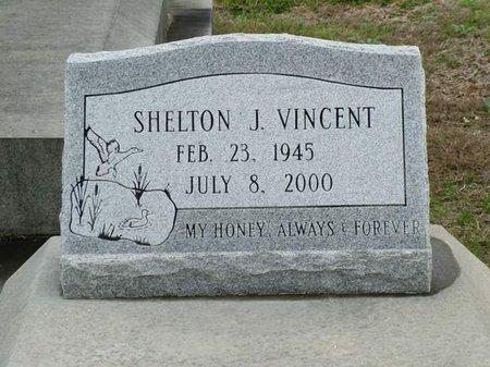 VINCENT, SHELTON J - Vermilion County, Louisiana | SHELTON J VINCENT - Louisiana Gravestone Photos