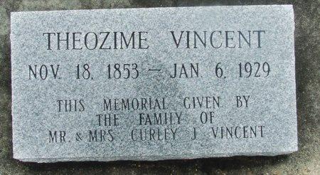 VINCENT, THEOZIME - Vermilion County, Louisiana | THEOZIME VINCENT - Louisiana Gravestone Photos