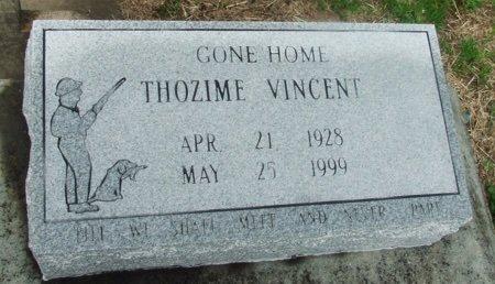 VINCENT, THOZIME - Vermilion County, Louisiana | THOZIME VINCENT - Louisiana Gravestone Photos