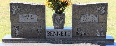 BENNETT, CHARLES ALLEN - Vernon County, Louisiana | CHARLES ALLEN BENNETT - Louisiana Gravestone Photos