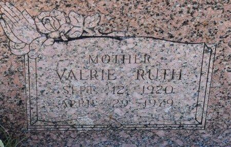 BENNETT, VALRIE RUTH (CLOSE UP) - Vernon County, Louisiana | VALRIE RUTH (CLOSE UP) BENNETT - Louisiana Gravestone Photos