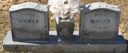 BOOKER, LUCY G - Vernon County, Louisiana | LUCY G BOOKER - Louisiana Gravestone Photos