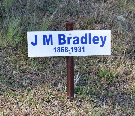 BRADLEY, J M - Vernon County, Louisiana | J M BRADLEY - Louisiana Gravestone Photos