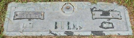 BURNS, HAZEL - Vernon County, Louisiana   HAZEL BURNS - Louisiana Gravestone Photos