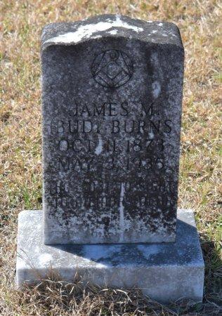 "BURNS, JAMES M ""BUD"" - Vernon County, Louisiana | JAMES M ""BUD"" BURNS - Louisiana Gravestone Photos"