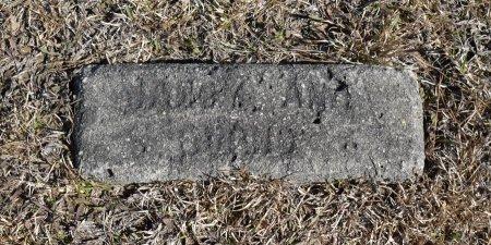 BURNS, JULIA ANN - Vernon County, Louisiana   JULIA ANN BURNS - Louisiana Gravestone Photos