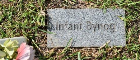 BYNOG, INFANT - Vernon County, Louisiana | INFANT BYNOG - Louisiana Gravestone Photos