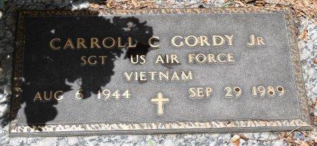 GORDY, CARROLL C, JR (VETERAN VIET) - Vernon County, Louisiana | CARROLL C, JR (VETERAN VIET) GORDY - Louisiana Gravestone Photos