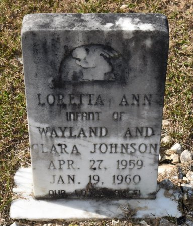 JOHNSON, LORETTA ANN - Vernon County, Louisiana   LORETTA ANN JOHNSON - Louisiana Gravestone Photos