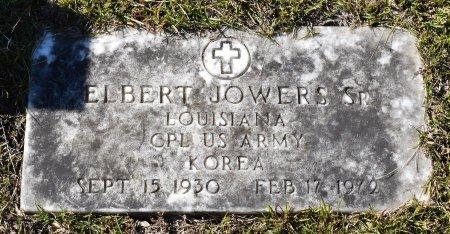 JOWERS, ELBERT, SR (VETERAN KOR) - Vernon County, Louisiana   ELBERT, SR (VETERAN KOR) JOWERS - Louisiana Gravestone Photos