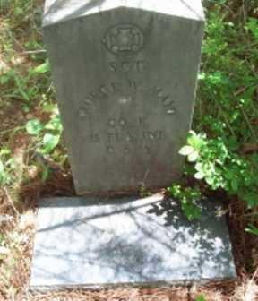MAYO, GEORGE WASHINGTON, SR (VETERAN CSA) - Vernon County, Louisiana | GEORGE WASHINGTON, SR (VETERAN CSA) MAYO - Louisiana Gravestone Photos