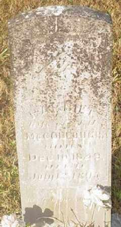 MCCOLLOUGH, HARRIET - Vernon County, Louisiana | HARRIET MCCOLLOUGH - Louisiana Gravestone Photos